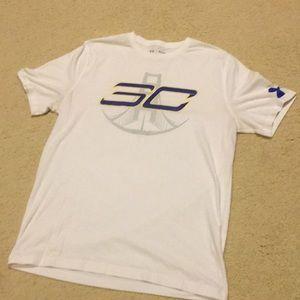 Under Armour Steph Curry men's t-shirt